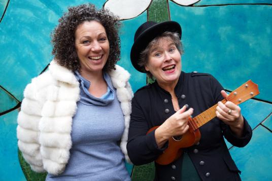 Rita zimmermann & Victoria Wiese
